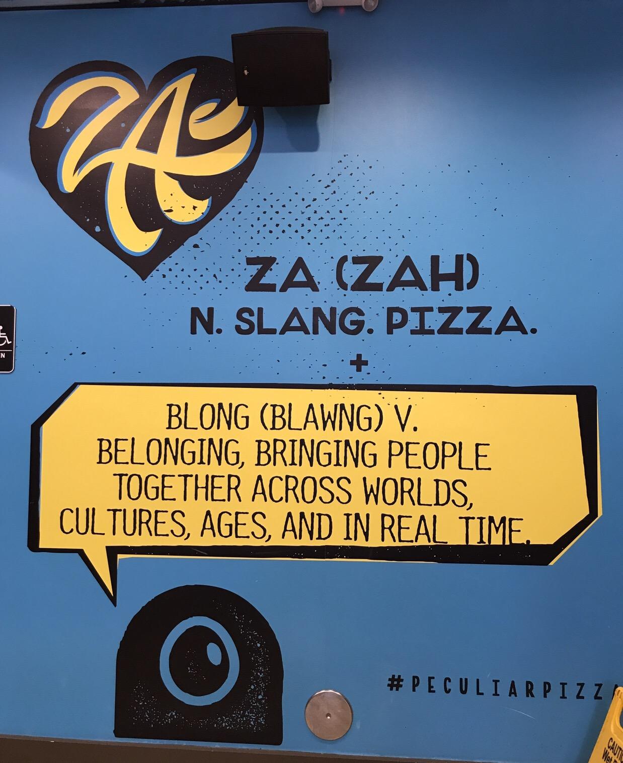 Zablong Peculiar Pizza | Vegan Treasure Hunter
