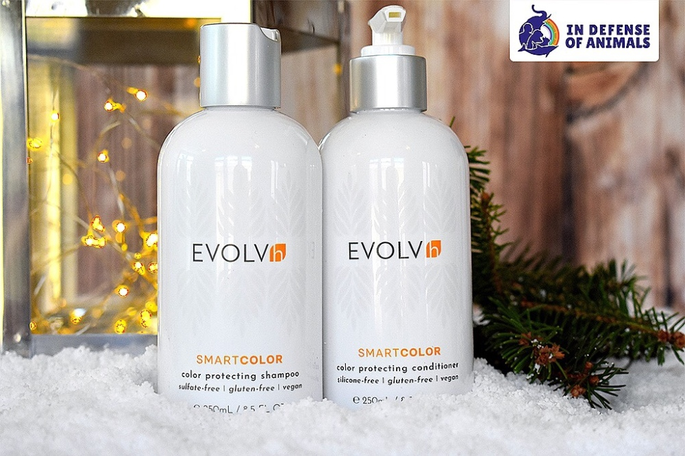 Vegan hair shampoo conditioner